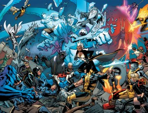 Battle of the Atom, ou un Days of Future Past moderne en plus compliqué et nébuleux...