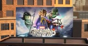 lego Guardians