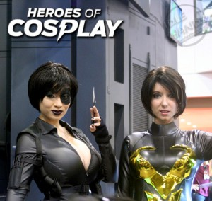 syfy heroes of cosplay