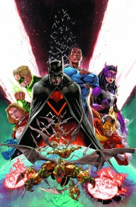EARTH 2 WORLDS END #1