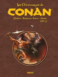 LES CHRONIQUES DE CONAN T15 1983(I)