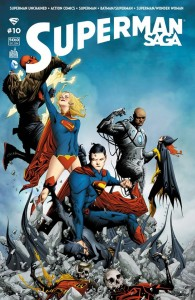 Superman Saga #10
