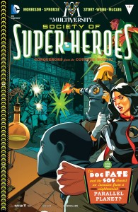 The Multiversity- The Society of Super-Heroes - Conquerors of the Counter-World