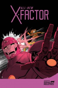 ALL NEW X-FACTOR #16