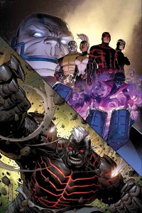 AVENGERS AND X-MEN AXIS #4
