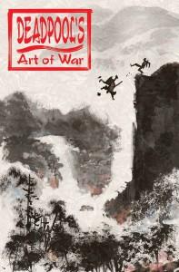 DEADPOOLS ART OF WAR #1