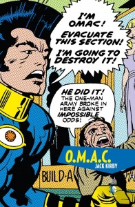 O.M.A.C par Kirby