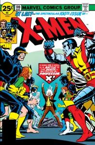 Uncanny X-Men 100-000