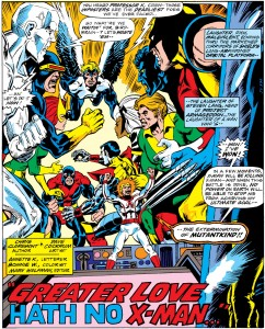 Uncanny X-Men 100-001