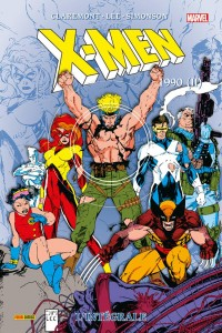 X-MEN - L'INTÉGRALE 1990(II)