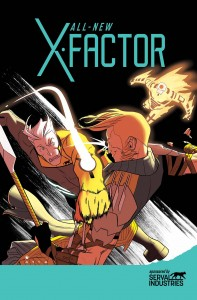 ALL NEW X-FACTOR #17