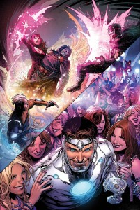 AVENGERS AND X-MEN AXIS #6