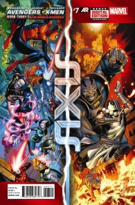 AVENGERS AND X-MEN AXIS #7