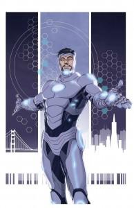 SUPERIOR IRON MAN #1
