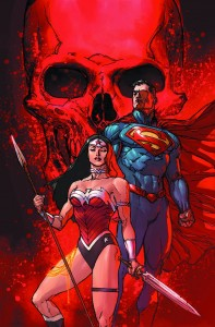 SUPERMAN WONDER WOMAN #13