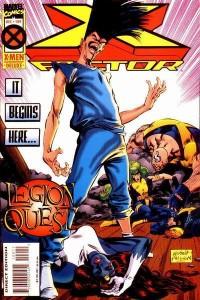 X-Factor, ou le neveu un peu débile des X-Men