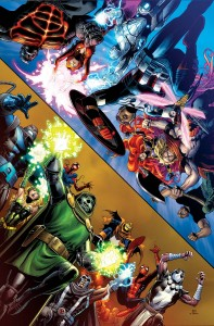 AVENGERS AND X-MEN AXIS #8