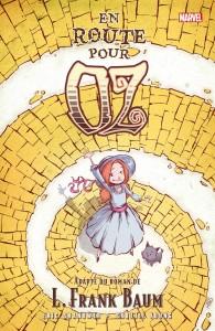 LE MAGICIEN D'OZ 5 - EN ROUTE POUR OZ