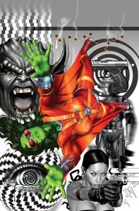La première mission de She-Hulk : quelles influences se retrouvent derrière cette couverture ?