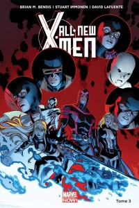 ALL-NEW X-MEN 3 - X-MEN VS. X-MEN