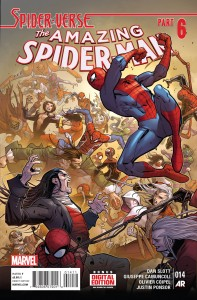 AMAZING SPIDER-MAN #14
