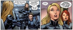 S.H.I.E.L.D. 001-007