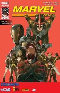 UNCANNY X-MEN  IRON MAN  NOVA