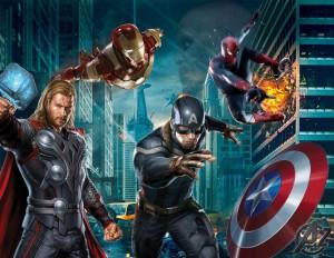 SpiderManAvengers (1)