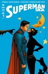 SUPERMAN SAGA #16