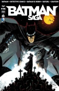 BATMAN SAGA #36