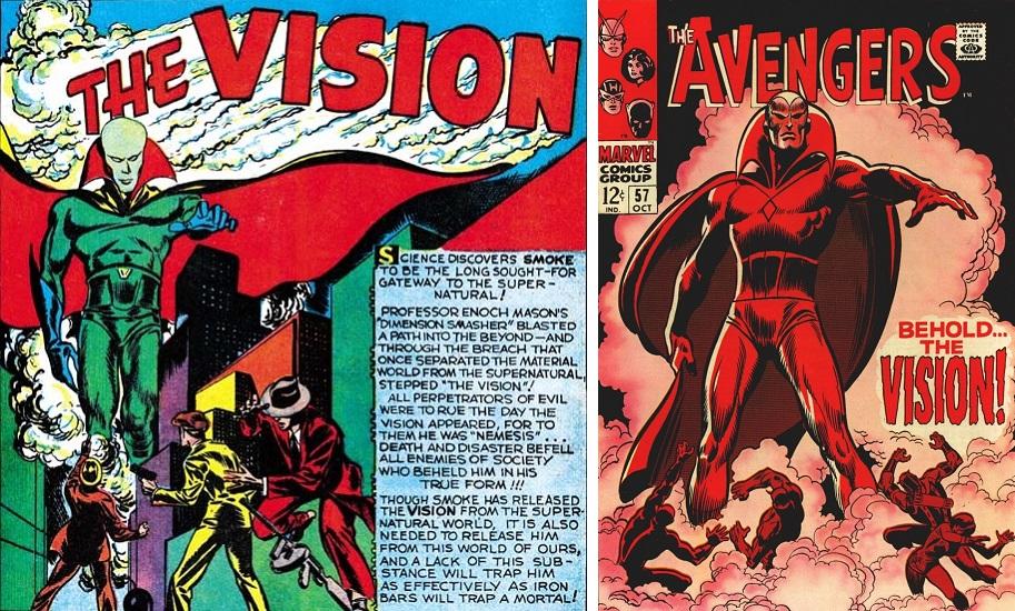 Golden age vision