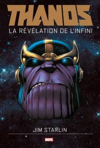 THANOS - LA RÉVÉLATION DE L'INFINI
