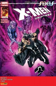 X-MEN UNIVERSE 23 - DERNIER NUMÉRO