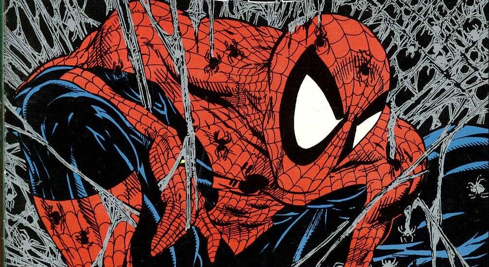 Spider-man-McFarlane