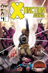 X-TINCTION AGENDA #1