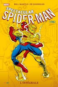 SPECTACULAR SPIDER-MAN - L'INTÉGRALE 1982