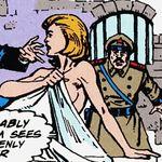 Une réalité entrevue dans Avengers West Coast #62 où Maria a survécu à son assassinat.