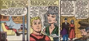 Hank et Maria Pym