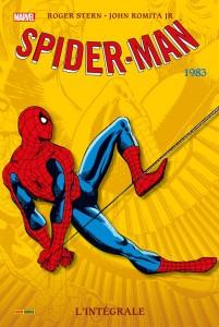 SPIDER-MAN - L'INTÉGRALE 1983