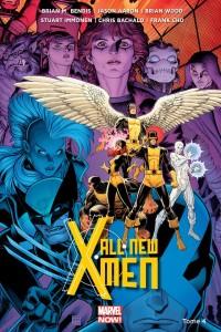 ALL-NEW X-MEN 4 - LA BATAILLE DE L'ATOME