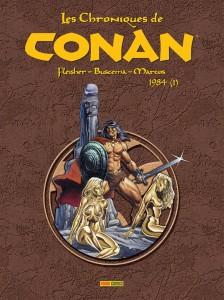 LES CHRONIQUES DE CONAN 1984(I)