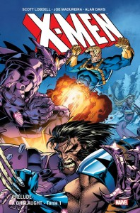 X-MEN - ROAD TO ONSLAUGHT 1