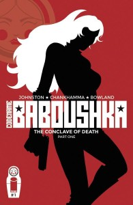 CODENAME BABOUSHKA CONCLAVE OF DEATH #1