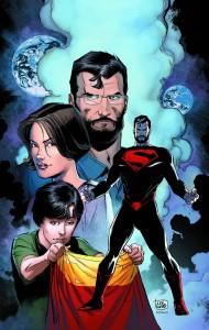 SUPERMAN LOIS AND CLARK #1