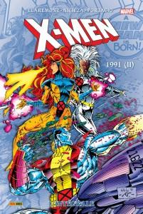 X-MEN - L'INTÉGRALE 1991