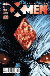 EXTRAORDINARY X-MEN #4