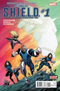 AGENTS OF SHIELD #1