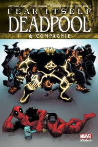 FEAR ITSELF - DEADPOOL
