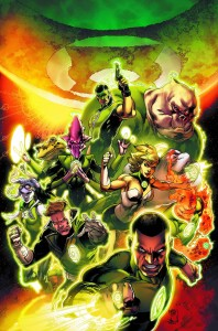GREEN LANTERN CORPS EDGE OF OBLIVION #1
