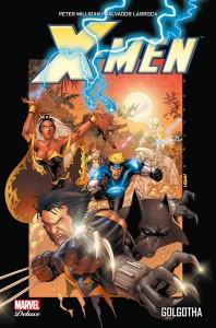 X-MEN - GOLGOTHA